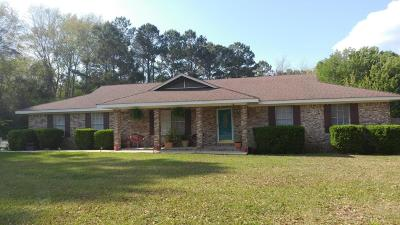 Petal Single Family Home For Sale: 1603 Old Richton Rd.