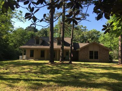 Sumrall Single Family Home For Sale: 142 O'gwynn Rd.