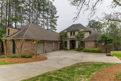 Hattiesburg Single Family Home For Sale: 9 Cavalier