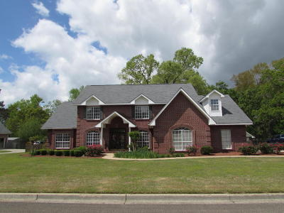 Columbia Single Family Home For Sale: 1103 Juniper Dr.