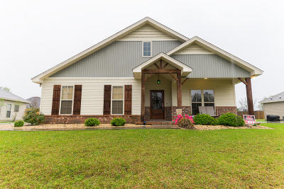 Petal Single Family Home For Sale: 24 Thomford