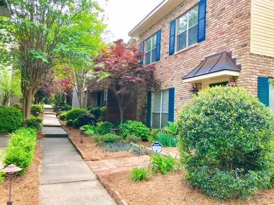 Hattiesburg Condo/Townhouse For Sale: 2902 Lincoln Rd.