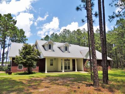 Purvis, Sumrall Single Family Home For Sale: 2710 Little Black Creek Rd.