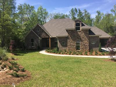 Hattiesburg Single Family Home For Sale: 41 Monarch