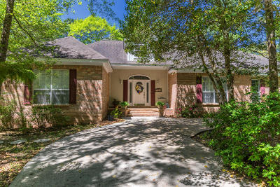 Seminary, Sumrall Single Family Home For Sale: 77 Piney Woods