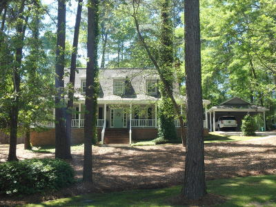 Petal Single Family Home For Sale: 16 Woodland
