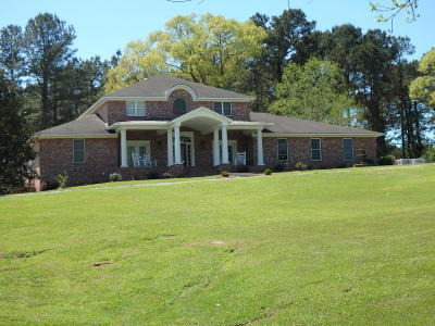 Petal Single Family Home For Sale: 193 Mars Hill