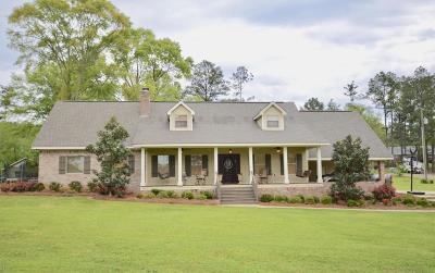 Hattiesburg Single Family Home For Sale: 440 Buccaneer Dr.