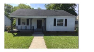 Hattiesburg Single Family Home For Sale: 414 N 19th Ave.