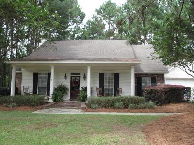 Hattiesburg Single Family Home For Sale: 117 Merianne Dr.