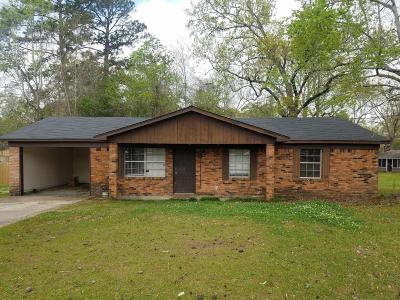 Petal Single Family Home For Sale: 411 Hillcrest