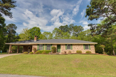 Purvis, Sumrall Single Family Home For Sale: 5 Lakeshore Dr.