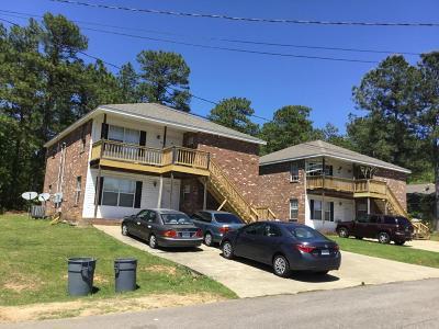 Purvis Multi Family Home For Sale: 156 N Wind Ridge Ln.