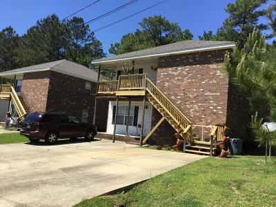 Purvis Multi Family Home For Sale: 158 N Wind Ridge Ln.