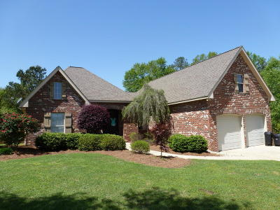 Hattiesburg Single Family Home For Sale: 4 Wiltshire