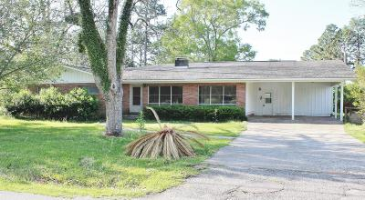 Purvis, Sumrall Single Family Home For Sale: 7 Duke Ave.