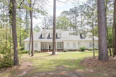 Hattiesburg Single Family Home For Sale: 208 Crystal Creek
