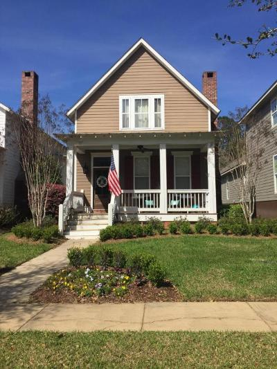Bellegrass Single Family Home For Sale: 158 Bellegrass Blvd