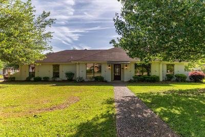 Hattiesburg Single Family Home For Sale: 96 Heatherwood Dr.
