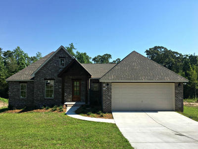 Clear Creek Single Family Home For Sale: 51 Roundtree