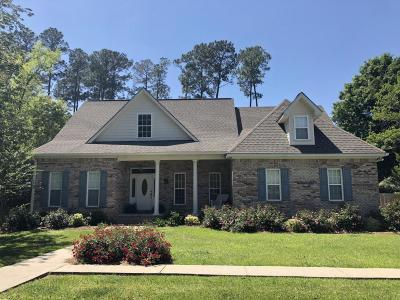 Hattiesburg Single Family Home For Sale: 121 Linden Ct.