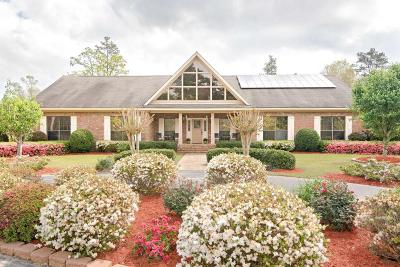 Hattiesburg Single Family Home For Sale: 159 Newell Sullivan Rd.