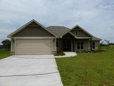 Purvis, Sumrall Single Family Home For Sale: 200 Coal Town Rd.