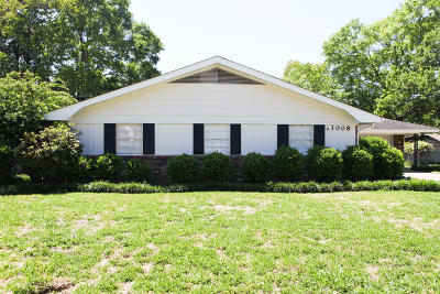 Hattiesburg Single Family Home For Sale: 3008 Mesa Dr.