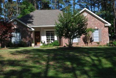 Hattiesburg Single Family Home For Sale: 22 Denstone Rd.