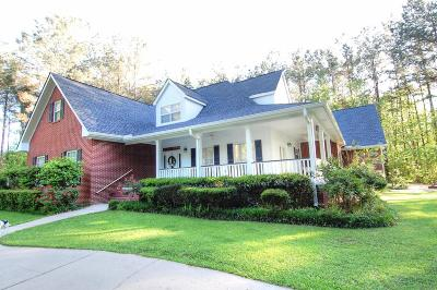 Hattiesburg Single Family Home For Sale: 43 Cedarow