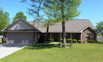 Petal MS Single Family Home For Sale: $194,700