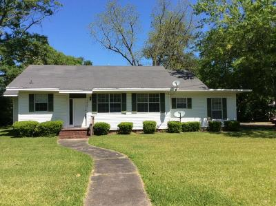 Hattiesburg Single Family Home For Sale: 1619 Adeline St.