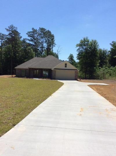 Hattiesburg Single Family Home For Sale: 16 Joshua