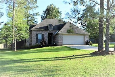 Hattiesburg Single Family Home For Sale: 13 Seminole