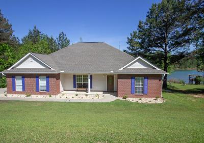 Purvis, Sumrall Single Family Home For Sale: 54 Windridge Ln.