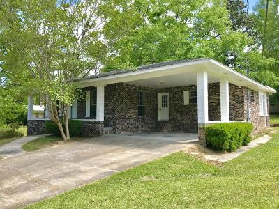 Hattiesburg Single Family Home For Sale: 205 Fox Terrace