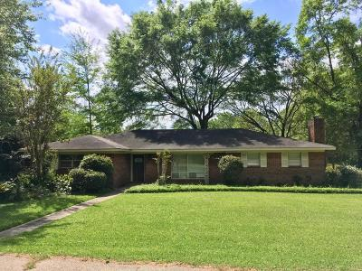 Hattiesburg Single Family Home For Sale: 2306 Pickwick Pl