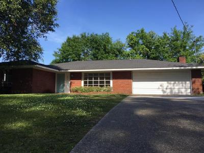 Hattiesburg Single Family Home For Sale: 2904 Laramie Cir.