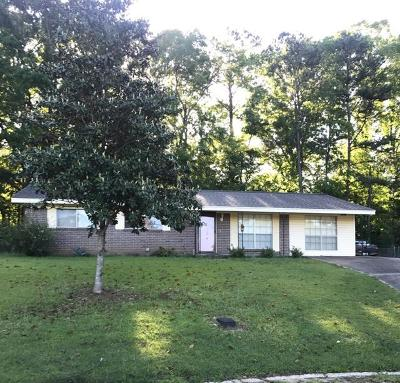 Petal MS Single Family Home For Sale: $115,000