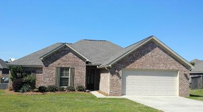 Seminary, Sumrall Single Family Home For Sale: 20 W Spanish Oaks