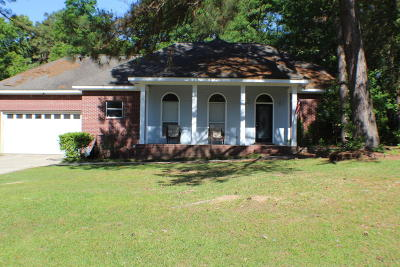 Purvis, Sumrall Single Family Home For Sale: 23 Melody Ln.
