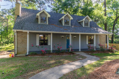 Hattiesburg Single Family Home For Sale: 42 Leaf