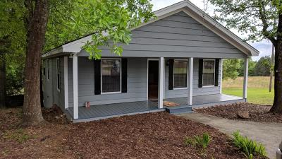 Petal, Purvis Single Family Home For Sale: 34 Nelson Manor Dr.