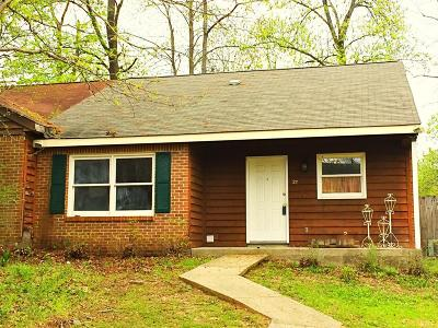 Hattiesburg Single Family Home For Sale: 27 Hickory Knoll