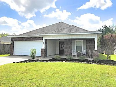 Hattiesburg Single Family Home For Sale: 22 Clear Springs Ct.