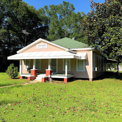 Petal Single Family Home For Sale: 67 Pumping Station