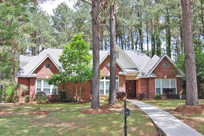 Hattiesburg MS Single Family Home For Sale: $269,900