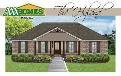 Petal MS Single Family Home For Sale: $164,900