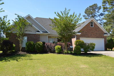 Hattiesburg MS Single Family Home For Sale: $179,900