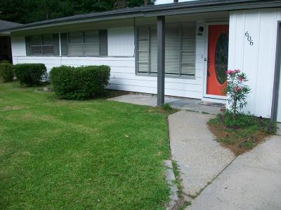 Hattiesburg MS Single Family Home For Sale: $114,900